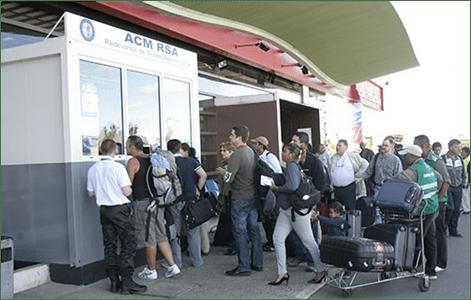 tasse aeroportuali Madagascar